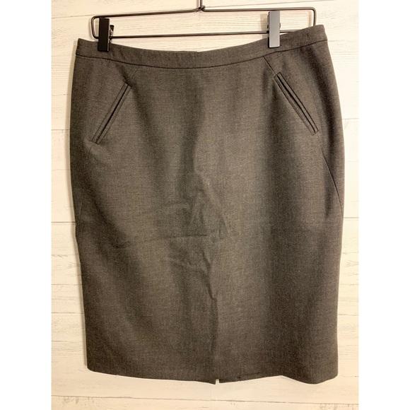 LOFT Dresses & Skirts - Loft - Grey Skirt